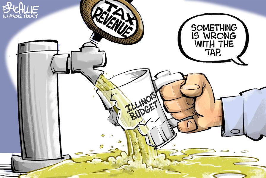 Illinois-taxes