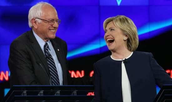 Democratic-Debate-Sanders-Clinton