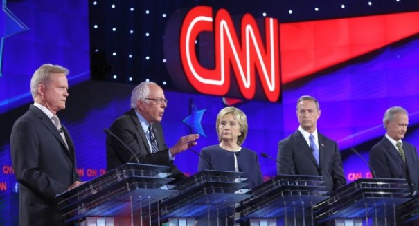 Democratic-Presidential-2015-Debate