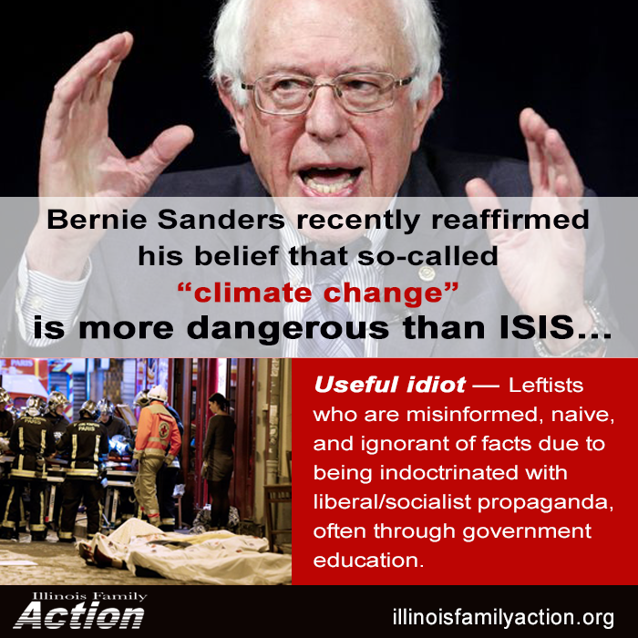 Bernie Sanders_climate change