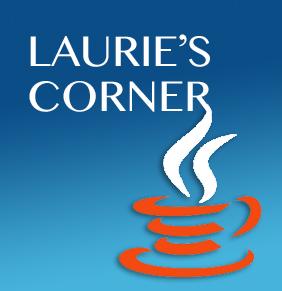 Laurie's corner