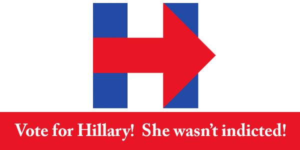 Hillary new slogan