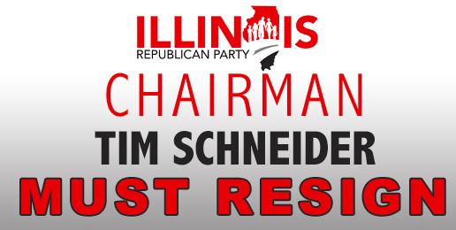 Illinois Family Action » IL GOP Chairman Tim Schneider Needs